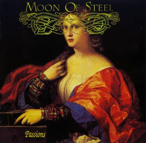 Moon of Steel - Passions Italy Heavy Metal