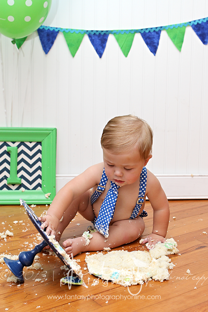 cake smash photographer in winston-salem, nc | baby photographer