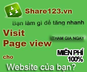 Share123.vn - Chia sẻ dữ liệu số