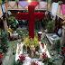 Miles de personas visitan nuestra Cruz de Mayo, que obtuvo el segundo premio en el concurso municipal