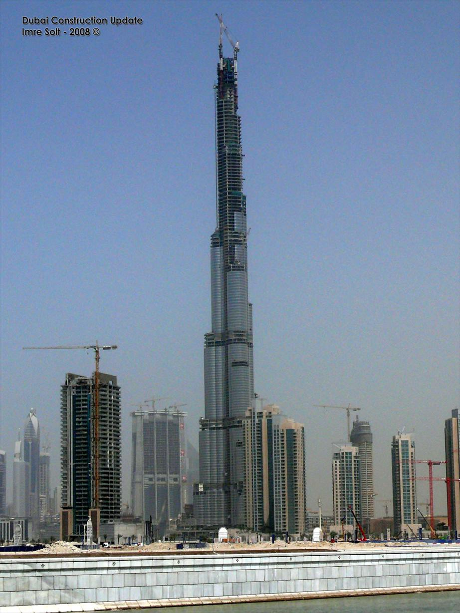 World Visits: Dubai Tower Images Wallpapers