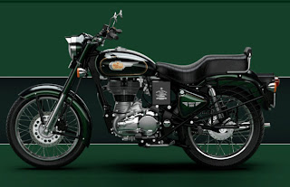 NEW ROYAL ENFIELD BULLET 500 LAUNCHED