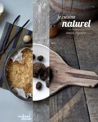 "Mon livre ""Je cuisine naturel"""