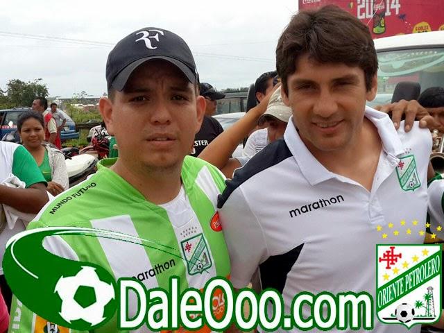 Oriente Petrolero - Ronald Raldes - Cobija - Pando - DaleOoo.com web del Club Oriente Petrolero