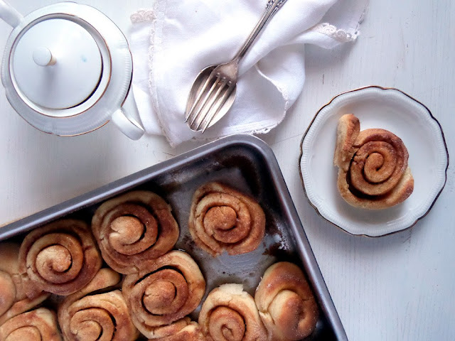 Featured Recipe | Grandma's Cinnamon Rolls from Where is my spoon? #recipe #SecretRecipeClub #breakfast #bread