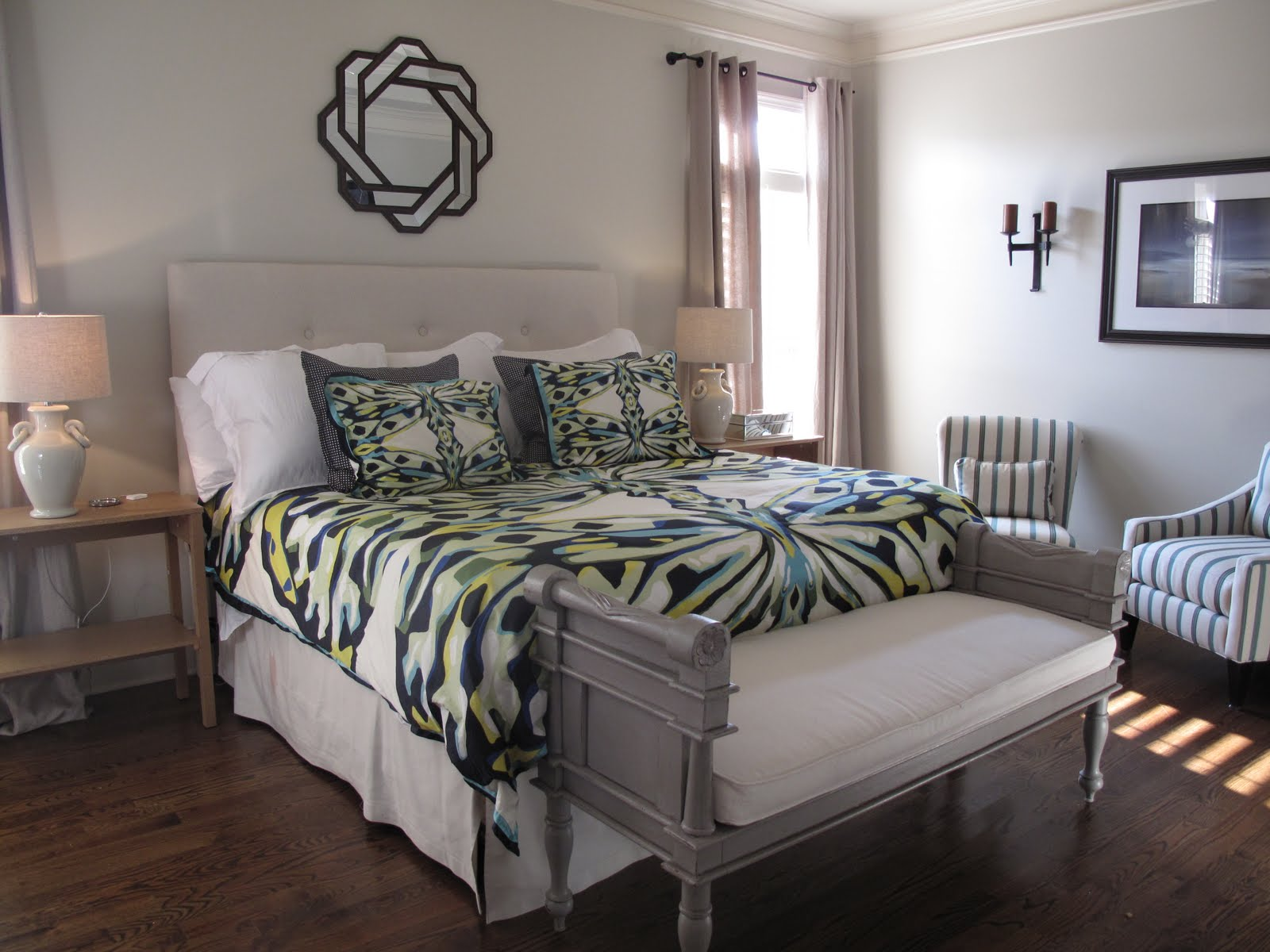 Alamode: New Bedding From Anthropologie