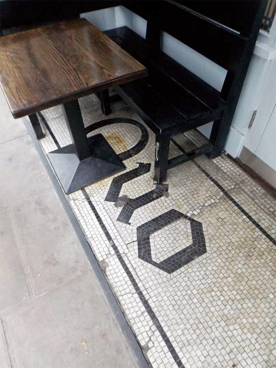 quo vadis mosaic