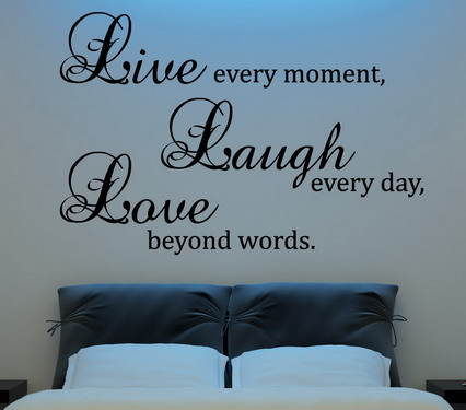 All photos gallery family love quotes love family quotes for Living room quotes for wall