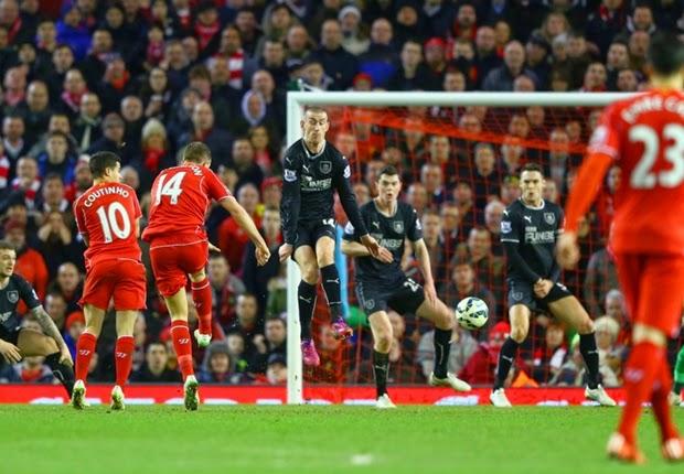 Liverpool Sukses Atasi Burnley 2 Gol Tanpa Balas