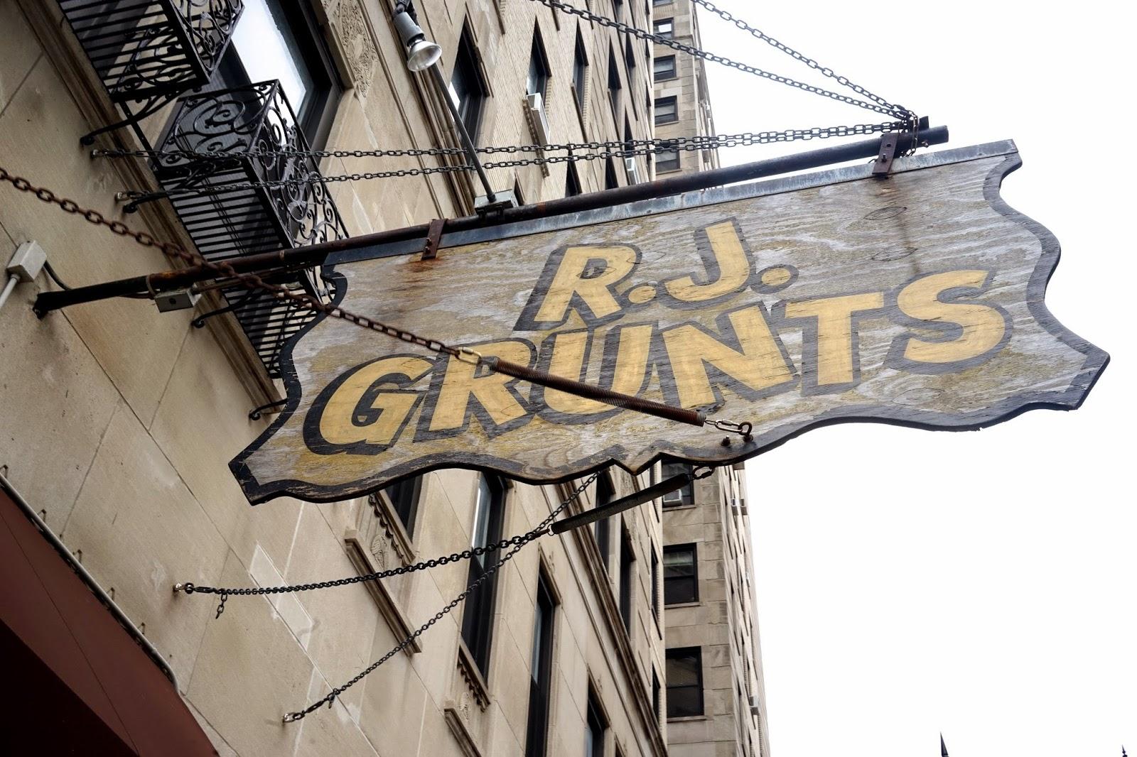 RJ grunts