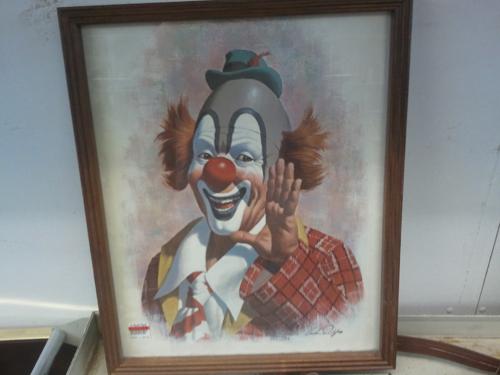 john wayne gacy clown painting. makeup dresses john wayne gacy