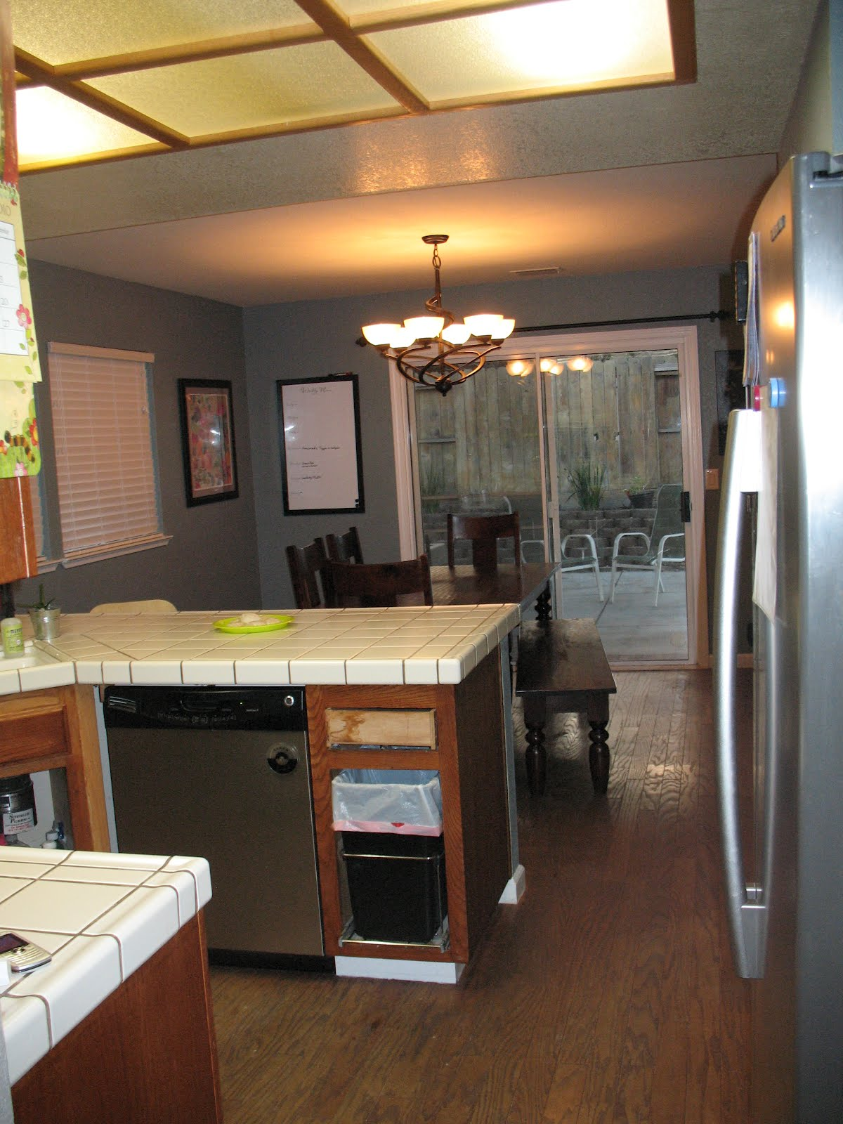 Diy Kitchen Crashers Contest Meaningful Home Life Kitchen Makeover House Crasher Style