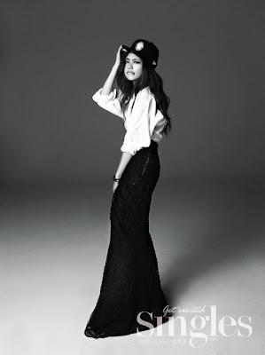 Fei miss A Singles Magazine June 2013