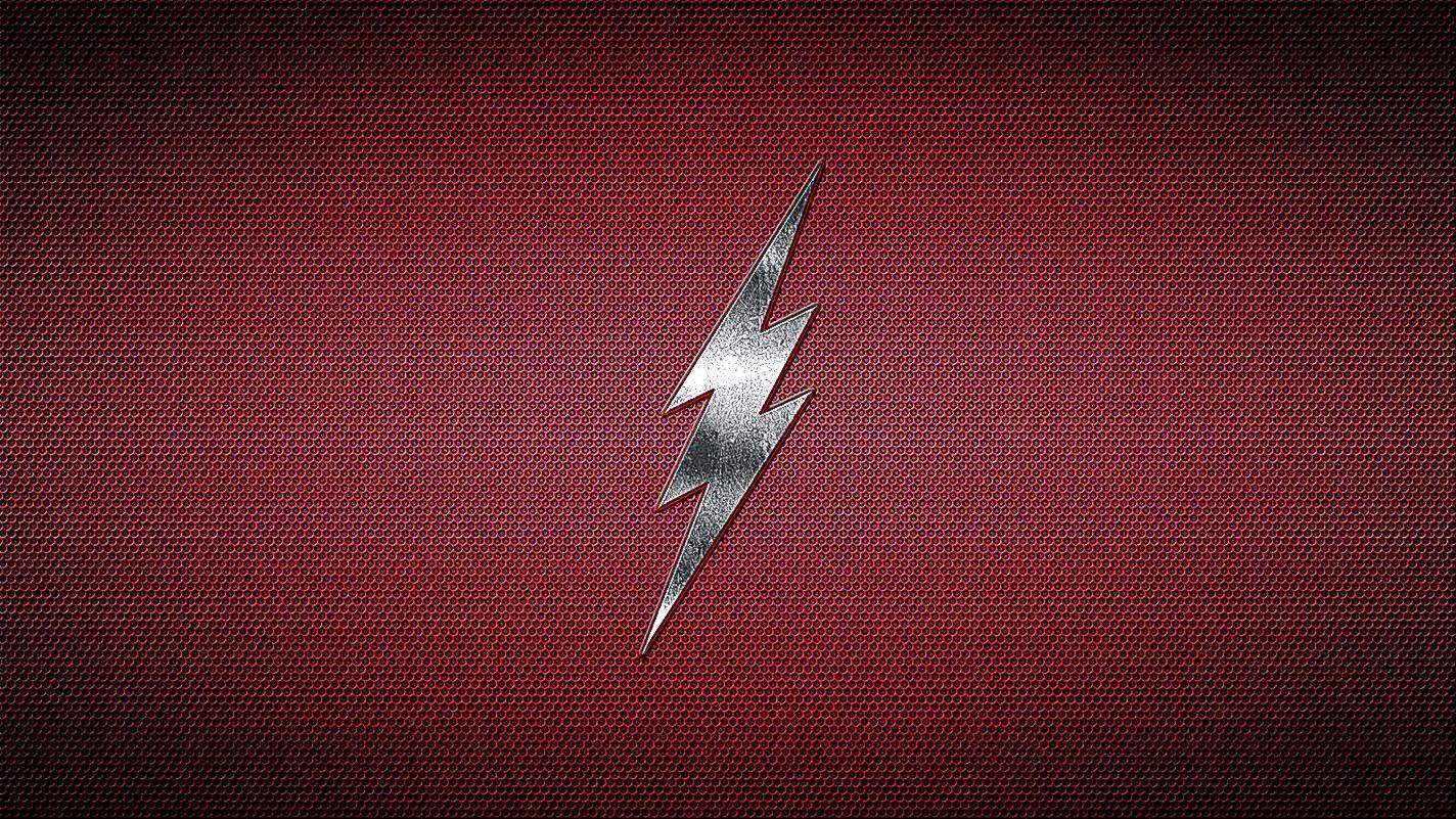 The Flash Logo Hd Wallpaper