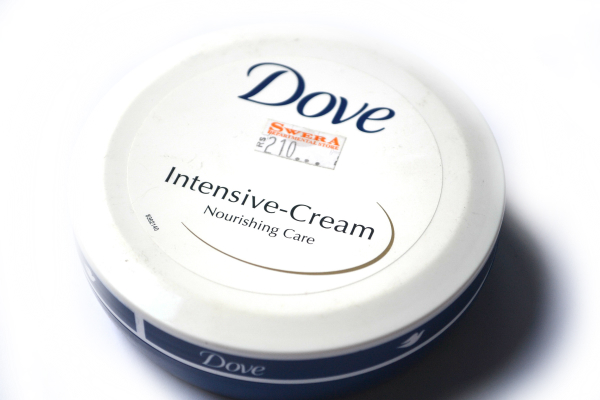 Dove Intensive Cream nourishing care