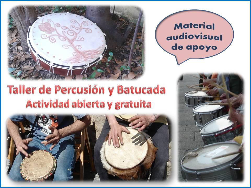 Taller de Percusión y Batucada