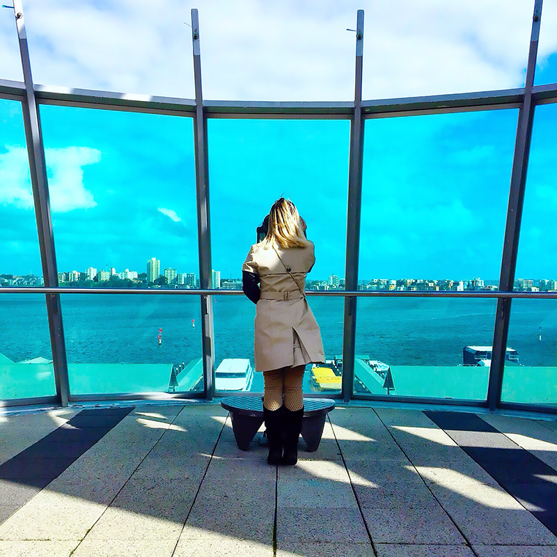 CrystalPhuong- Singapore Travel Blog- A view from Bell Tower