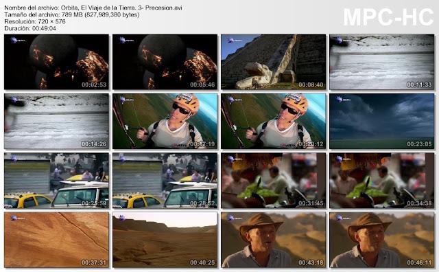 BBC|2GB|El Viaje de la Tierra|SATRip|3/3|MEGA