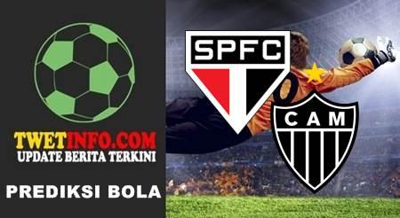 Prediksi Sao Paulo vs Atletico Mineiro