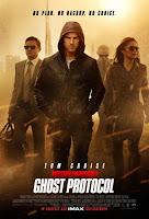Mision imposible 4: Protocolo Fantasma (2011)