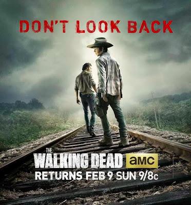 'The Walking Dead' Promo Art For Mid-Season Return