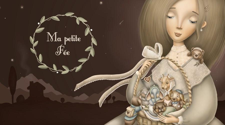 Ma petite Fée - авторская игрушка Эдемской Анны