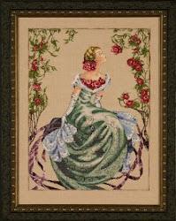 """LADY OF THE MIST""""BORDANDO JUNTOS"""" Es para empezar el 1 de septiembre de 2012"""