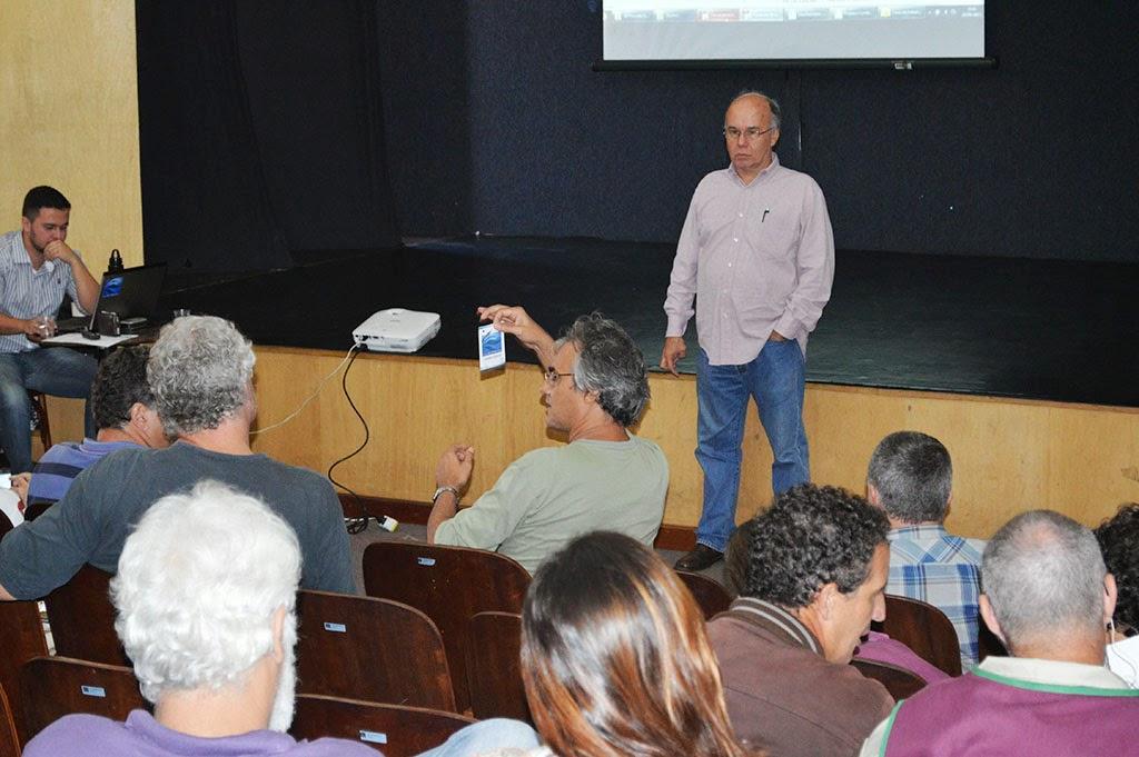 Comitê Piabanha - Prefeitura de Teresópolis busca parceria do comitê de bacias para revisão do Plano Diretor