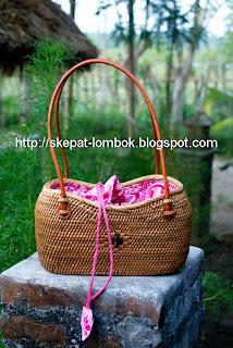 berbagai produk kerajinan ketak lombok. lombok handcraft, hand made and lombok art
