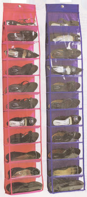 Rak Sepatu, Hanging Shoes Rack