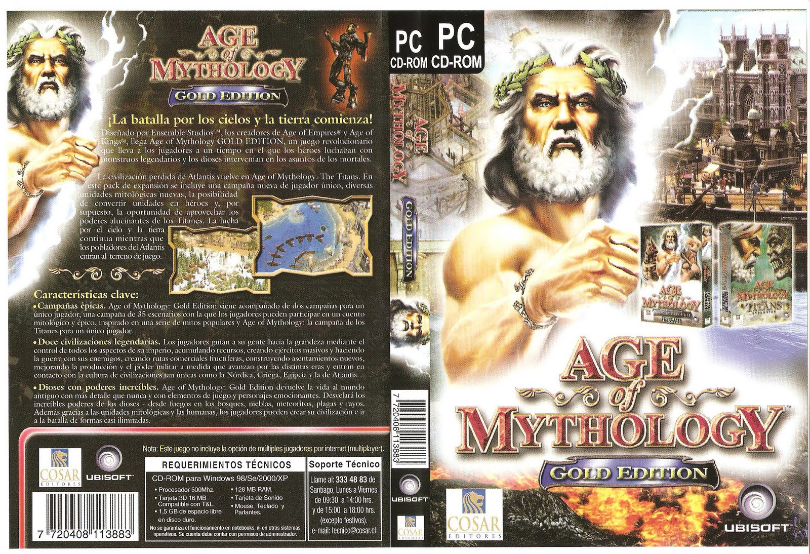 age of mythology gold edition download full version