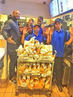 The Game Donates 100 Happy Meals To The Kids In Ferguson