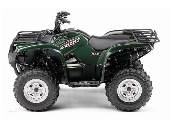 2012 yamaha grizzly 700 fi auto 4x4 eps specifications nad