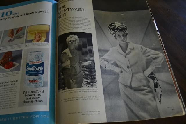 Flashback Summer- Spring Giveaway, 1963 Look magazine