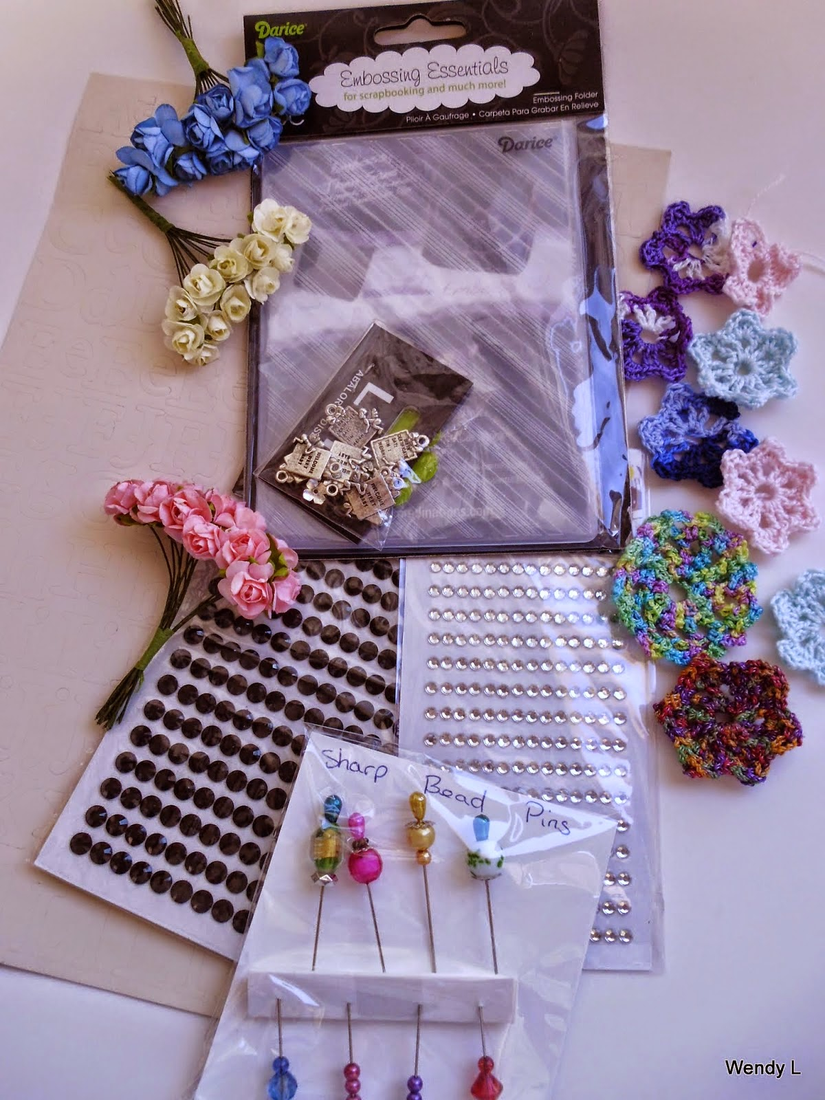 Spanish crafter candy