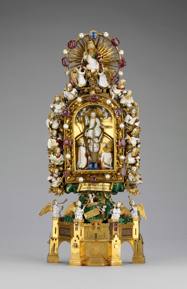 """Treasures of Heaven: Saints, Relics and Devotion in Medieval Europe"" Exhibition, Walters Art Museum, Baltimore, Through May 15th"