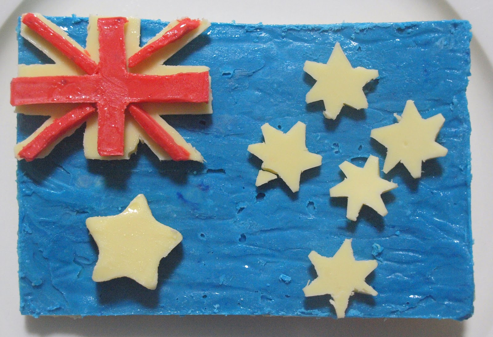 Australia day activities baking crafts fun for Australian arts and crafts