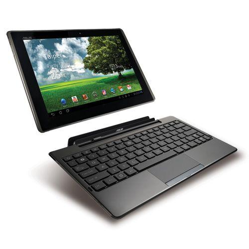 Asus Eee Pad Transformer klavyeli tablet