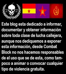 Blog Combat Block