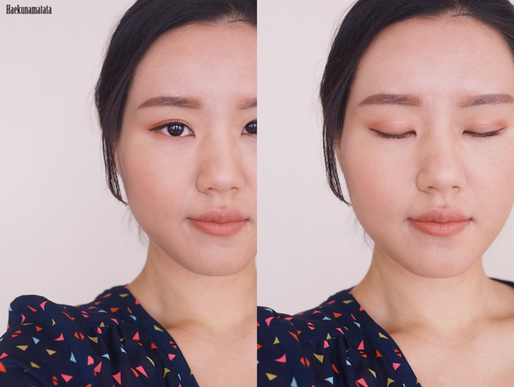 Valentine's Day Pink Apricot Makeup Tutorial4