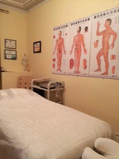 Therapeutic room