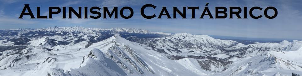 ALPINISMO CANTABRICO