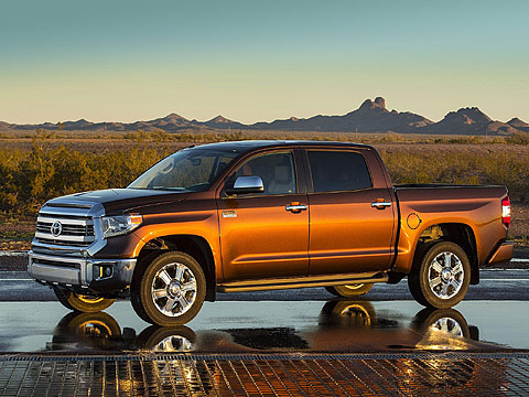 Japanese car photos - 2014 Toyota Tundra -