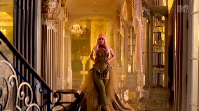 Nicki Minaj On Ellen Shoes. 2011 nicki minaj on ellen