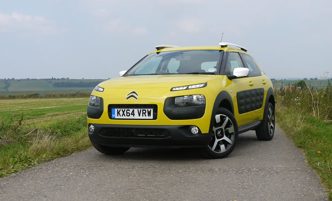 Citroen C4 Cactus Green >> Soft focus: Citroen C4 Cactus reviewed