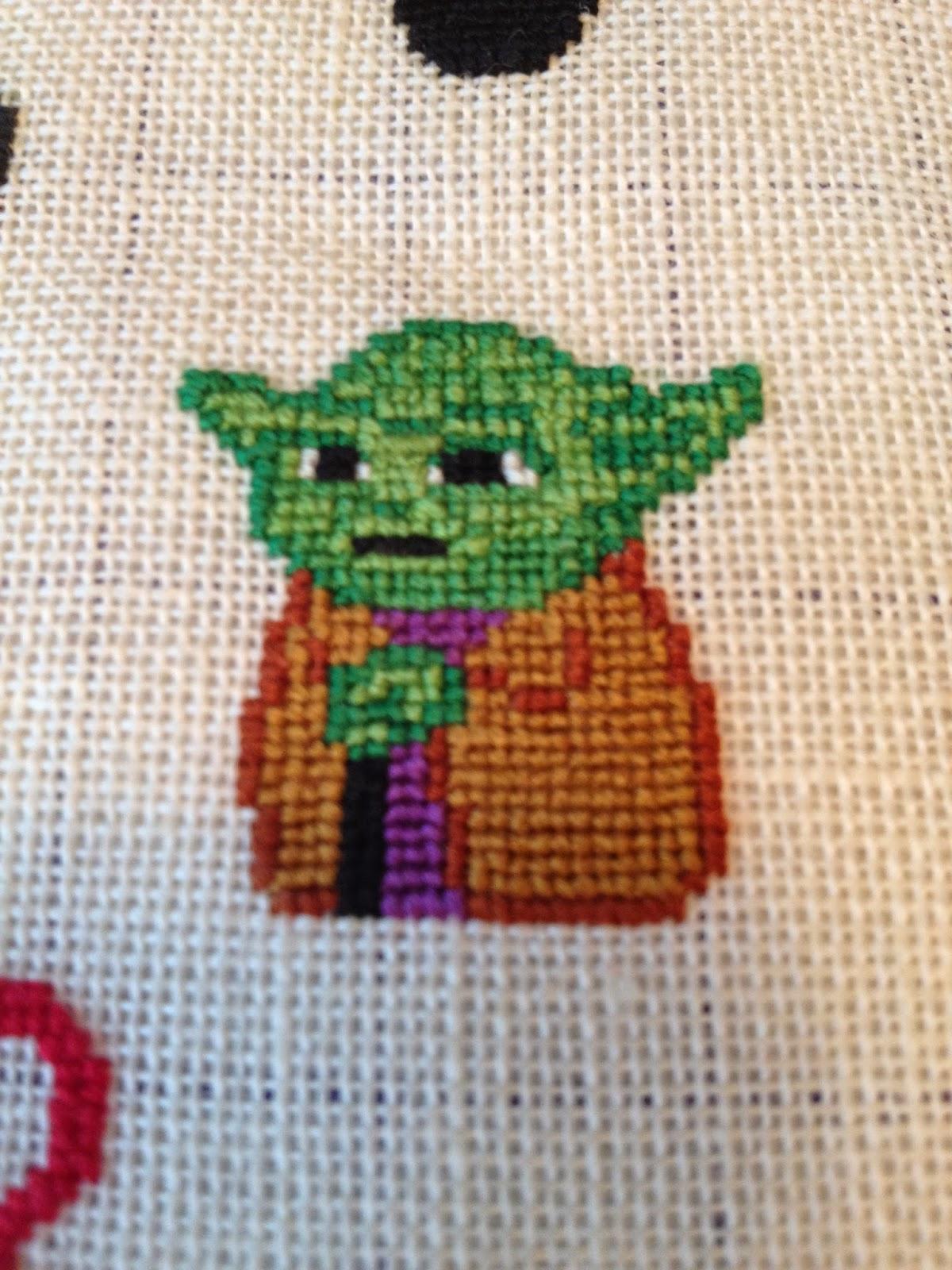 Yoda korssting