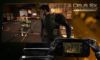 deus ex human revolution directors cut wii u screen 1 E3 2013   Deus Ex: Human Revolution   Directors Cut (Multi Platform)   Screenshots, Artwork, & Press Release