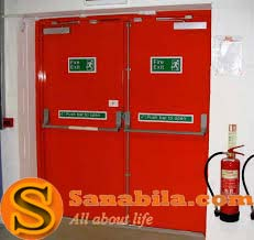 Fire door (Pintu Pencegah Api) 2