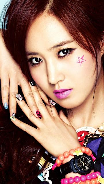 SNSD - Baby G - Yuri - Kwon Yu-ri
