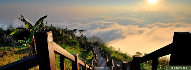 Moutain Walkway Cover Photo - Nature, Unique